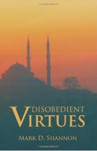 DISOBEDIENT VIRTUES COVER